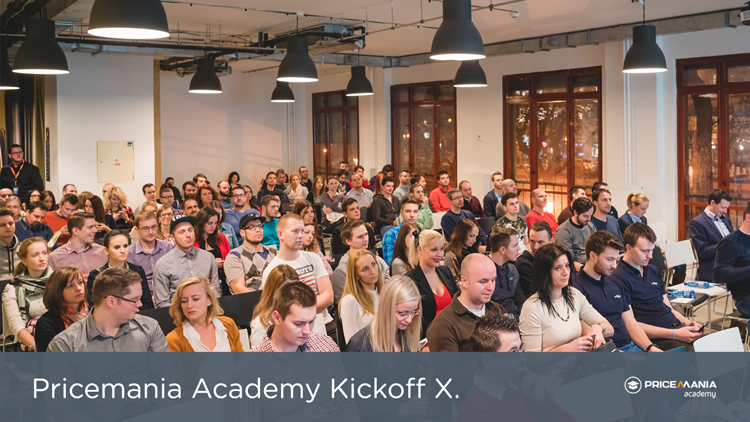 Pricemania Academy Kickoff X.
